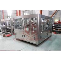 China Low Noise Complete A To Z Plastic Bottle Filling Machine Aqua Water Juice Production on sale