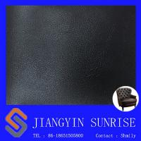 China Custom Width 54/55 Sofa Synthetic Leather / Thickness 0.85mm Pvc Artificial Leather wholesale