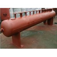 Quality 0.5MPa Shell And Tube Heat Exchange Equipment Carbon Steel Q345R Material for sale