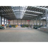 China CO2 Gas Shielded Welding Wire Machine Rough Production Line 600KW Power 15 / 25Kg wholesale
