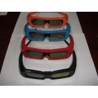 China Philips 3D TV Glasses Active Shutter With Mini USB Connector Charge wholesale