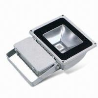 China 60W LED Floodlight, CE Certified, RoHS Directive-compliant, 85 to 265V AC Voltage wholesale