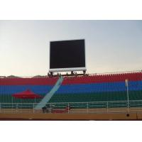 China 1R1G1B P8 Stadium LED Video Display Board , LED Perimeter Display Full Color wholesale
