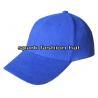 Buy cheap Custom bulk promotional royal blue baseball cap without logo from wholesalers