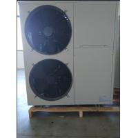 China Remote Control Cold Climate Heat Pump , Air Heating And Cooling Hybrid Heat Pump wholesale