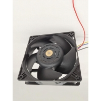 China 293CFM 12000rpm 4.7 Inch DC Axial Fans For Gas Oven wholesale