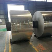 China High Efficiency Industrial Aluminum Foil Rolls Food H24 O/H18 O Easy Installation wholesale