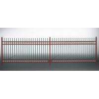 China Exterior Villa Security Child Safe Pool Fence of Hot-Dipped Galvanized wholesale