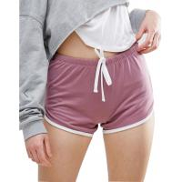 China Summer Stretch Waist Women Casual Shorts , Women's Running Sports Shorts wholesale