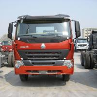 China ST16 420hp Tractor Truck Head Prime Mover Truck With 400L Fuel Tank Capacity wholesale