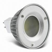 Buy cheap MR16 LED Bulb with 120/230V AC Voltage and 0.5 to 0.62 Power Factor from wholesalers