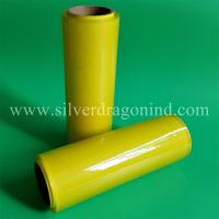 China PVC CLING FILM FOR FOOD WRAPPING 11microns x 450mm x 1000m wholesale