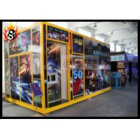 China Popular Amusement Theme Park 5D Digital Cinema Equipment of Hydraulic System wholesale