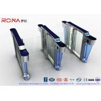 Quality Speed gate Turnstile Access Control System Pedestrian Entry Barriers with CE certification for sale