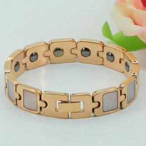 China Tourmaline anion stones bracelet,negative inon stourmaline bangle bracelet wholesale