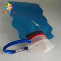 Quality Customized Spout Pouch Packaging , Plastic Foldable Drinking Water Bag  for sale