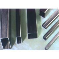 Buy cheap Customized 5.8M BS1387 Galvanised Welded Steel Pipes from wholesalers