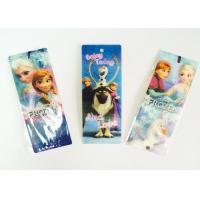 China Colorful 3D Lenticular Bookmarks 3D Print Business Cards Custom Logo wholesale