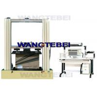 China High Temperature Electronic Tensile Testing Machine Compaction System on sale