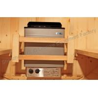 Buy cheap 220V Stainless Steel Electric Sauna Heater 9kw Cuboid for sauna room from wholesalers