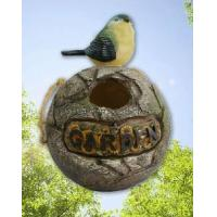 China Polyresin Crafts Garden Ornament of Bird`S Nest (VS206026) wholesale