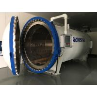 Buy cheap CE composite autoclave for composite materials, carbon fiber, rubber and other structure materials curing and treatment from wholesalers