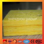 China 1m 1.2m long yellow glass wool board wholesale