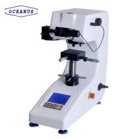 China HVS-1000 Big screen Digital Micro Hardness tester with Manual turret for Metal, Nonferrous metal and Glass wholesale