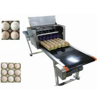 China Whole Tray Egg Continuous Inkjet Printer With USB Flash Drive Internal Storage wholesale