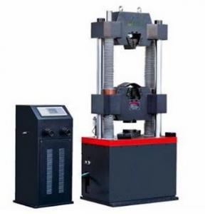 China Tensile / Flexure Digital Compression Testing Machine For Concrete Cement wholesale