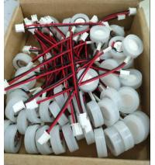 China Atomizing Piezoelectric Ceramic Discs Ø16 / Ø20 / Ø25 / Ø30 1.7MHZ / 2.4MHZ wholesale
