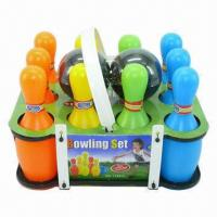 Buy cheap Bowling Set, 27.5 x 20.5 x 17.5cm Box Size from wholesalers