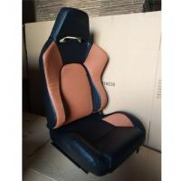China JBR1056 PVC Sport Racing Seats With Adjuster / Slider Car Seats wholesale