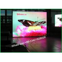 China P5 Rental Stage Background LED Screen , Indoor LED Video Display For Advertising wholesale