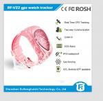 China Hot selling waterproof gps kids tracker personal gps watch for kids/children RF-V22 wholesale