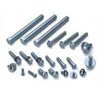 China M3 - M64 Passivate Stainless Steel Bolt , Polished Stainless Steel Bolts wholesale