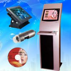 China CBS skin scanner analyzer face visia skin analysis machine FCC approved wholesale