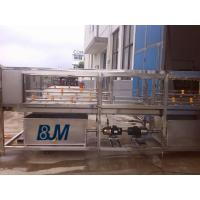 China Professional Custom Stainless Steel Loop / Crate Washer Machine For Chicken wholesale