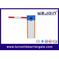 Heavy Duty Entry Exit Parking Barrier Gates Access Control System Automatic Barrier