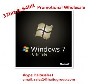 China Microsoft Ultimate Windows 7 Product Key Codes Free Download 32bit And 64bit on sale