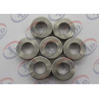 China Small Metal CNC Turned Parts 304 Stainless Steel Unthreaded Washers 0.015KG wholesale