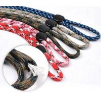 China New style single cheap custom lanyard with buckles wholesale