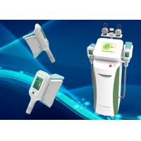 China Beauty Clinic / Spa Cryolipolysis Slimming Machine Super Cooling RF 2MHZ wholesale