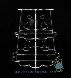 China CD (46) 3-layer cake stand wholesale