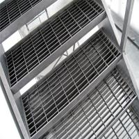 China ASTM A 36 Steel Grating Plate Elevated Floor Walkway Catwalk Metal Grating on sale