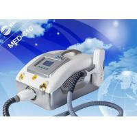 China Q-switched Nd: Yag Laser Tattoo Removal Device with Spot laser Size 2 - 5mm on sale
