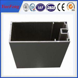 Buy cheap OEM aluminium price per kg aluminum triangle tubing/ sale curtain frame aluminum triangle from wholesalers