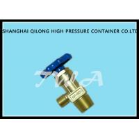 China Brass Oxygen Adjustable Pressure Relief Valve With American Type wholesale