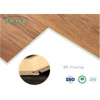 China Customized Design SPC Flooring Stone Plastic Composite Flooring With 4MM - 5MM Thickness wholesale