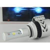 China Cree XHP50 Foglight 12V LED Headlight 360° Adjustable Beam 9006 LED Headlights wholesale